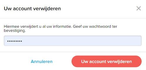 ClassDojo Account Verwijderen