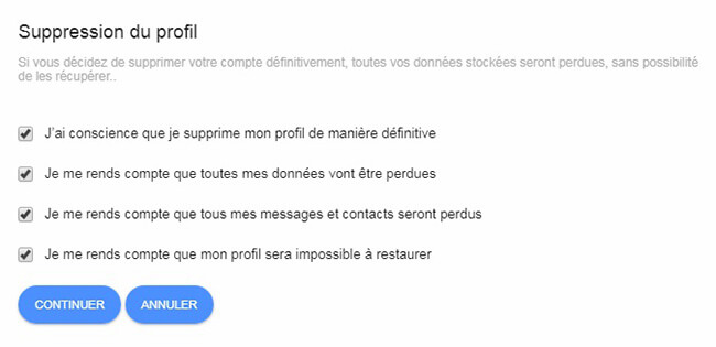 Comment Supprimer Compte Hitwe
