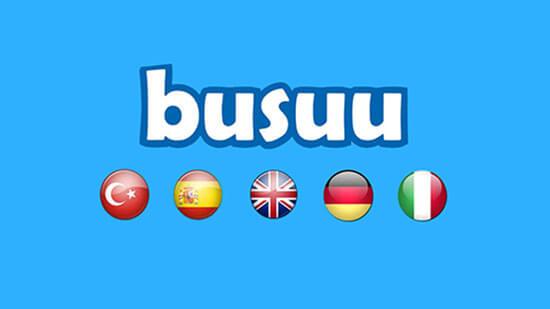 Como excluir uma conta do Busuu