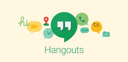 Como excluir uma conta do Hangouts