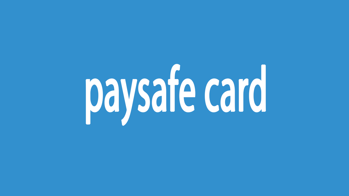 Paysafecard Guthaben Auf Konto überweisen