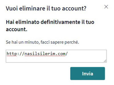 Scribd.com Chiusura Dell'account