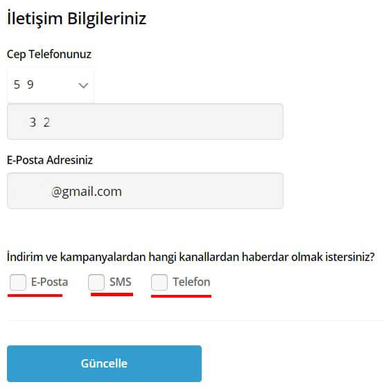 Sigortam.net hesabimi nasıl silerim