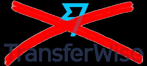 TransferWise Закрытие счета
