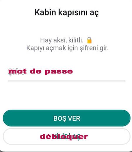 ablo app supprimer