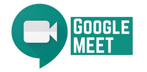 como excluir uma conta do google meet