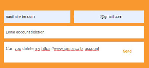 jumia account closure Tanzania