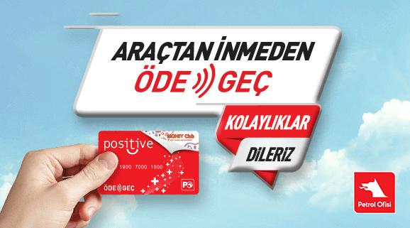petrol ofisi positive card hesap silme