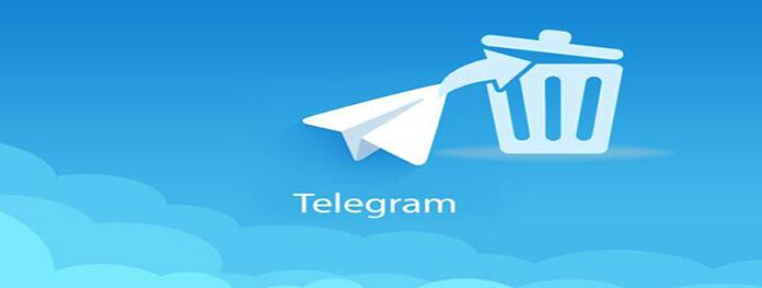telegram hesabimi nasil silerim